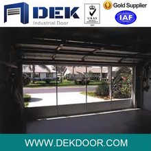 Best Selling Professional Glass Rolling Up Door