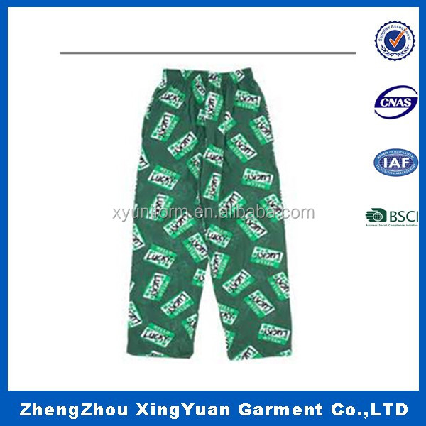 Fun Boxers Hello Lucky Pajama Pants for Mennew design