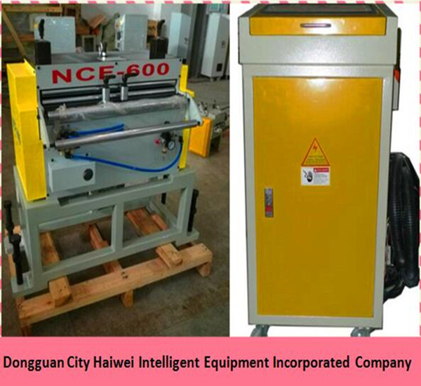 NCF-600 model power press mechanical feeder