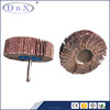 Abrasive Flap wheel with shaft wood sanding flap wheels