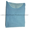 Sterile non-woven surgical gown