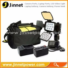 JNT Bi-color led video lights Led-lbps1800 camera photo accessories