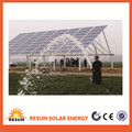 Manufacturers 24v dc solar powered irrigation water pump for desert control 1.5-60t/h in China