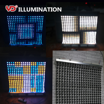 P50 Night Using Waterproof Outdoor Application SMD 5050 LED Curtain