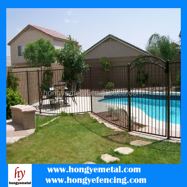 Aluminium pool gate and fence design,Swimming pool fence