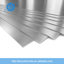 Polished Titanium Sheets metal Gr1 Grade 1 Gr2 Grade 2 TA1 TA2 rolled forged sheet / plate ASTM B265 price per gram ton