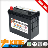 Storage lead acid battery N40MF(32C24R) King Power