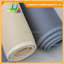 korea hot sell high elastic 3D mesh mattress , 3D fabric Yoga Mat,3D spacer mesh fabric ECO