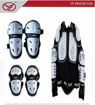 Free shipping ,2014 New Design RACING MOTORCYCL SUIT knee guard +elbow guard+body armor
