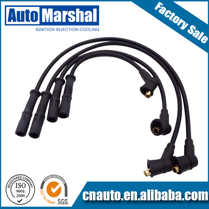 Auto electric parts ignition cable set spark plug wire for fiat7776810