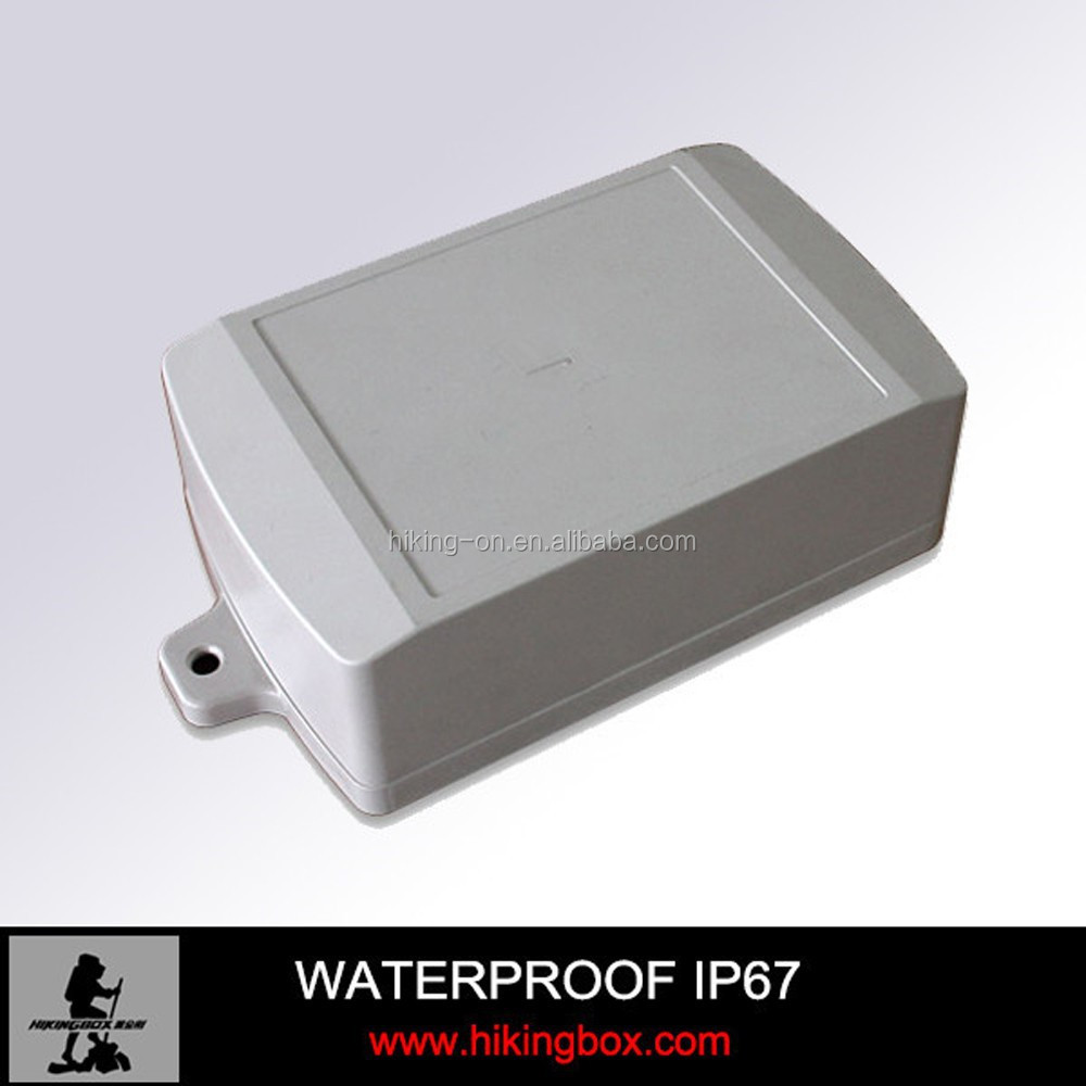 outdoor waterpoof case/waterproof housing with ear mounting IP67