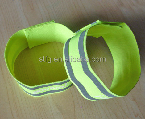 reflective elastic band reflector band
