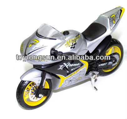 12cm Diecast Metal Motorcycle Model Diecast Triumph Motorcycle
