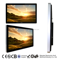 26 inch 3g wifi full hd touch screen wall mounted interactive kiosk