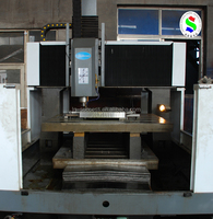 heat exchanger plate press 3000ton small hydraulic press