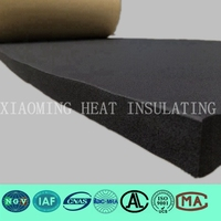 Black Fireproof Soundproof insulating foam