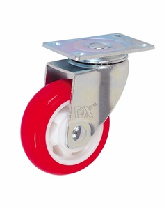 100mm Swivel PU casters and wheels