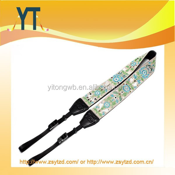 adjustable beautiful camera safety strap webbing