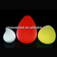 magic egg led light/mini flat led light/RGB LED egg lamp