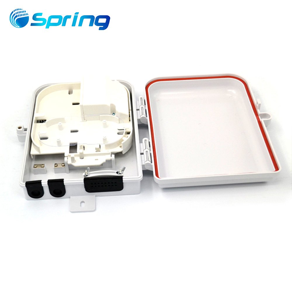 Whole Sale SP-GJS-H002 24core Fiber Optic Horizontal Splice Enclosure