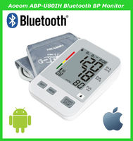 bluetooth electric blood pressure monitor