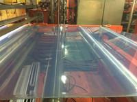 standard size 4*8 transparent pvc sheet for printing, clear plastic pvc sheet