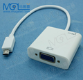 Micro USB to VGA with audio adapter Cable for Samsung Galaxy note 3 note 2 s4 s3