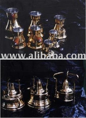 Traditional Brass kitchenwares and crafts