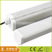 IP65 mini led tri-proof light fluorescent waterproof fixture