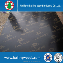 black film face plywood/china make construction plywood for building
