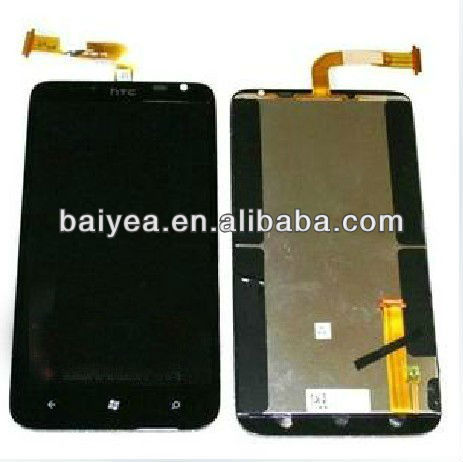 Oem new for HTC Titan X310e Eternity lcd display with touch screen digitizer front panel assembly