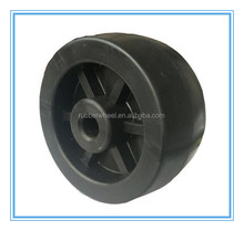 4 inch good quality plastic deck wheel