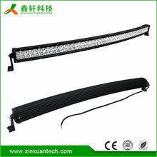 "50"" curve 288w aluminum housing high lumens wholesale led light bar"