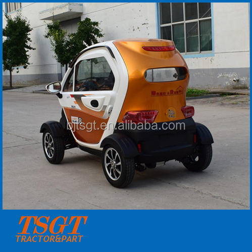 new condition electric car with low price CKD/SKD laod packing