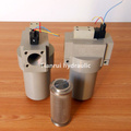 21Mpa Carbon steel medium pressure line filter