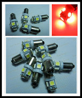 BA9S 5050 5SMD 5 LED LED light Bulbs Clearance Signal lights,ba9s socket