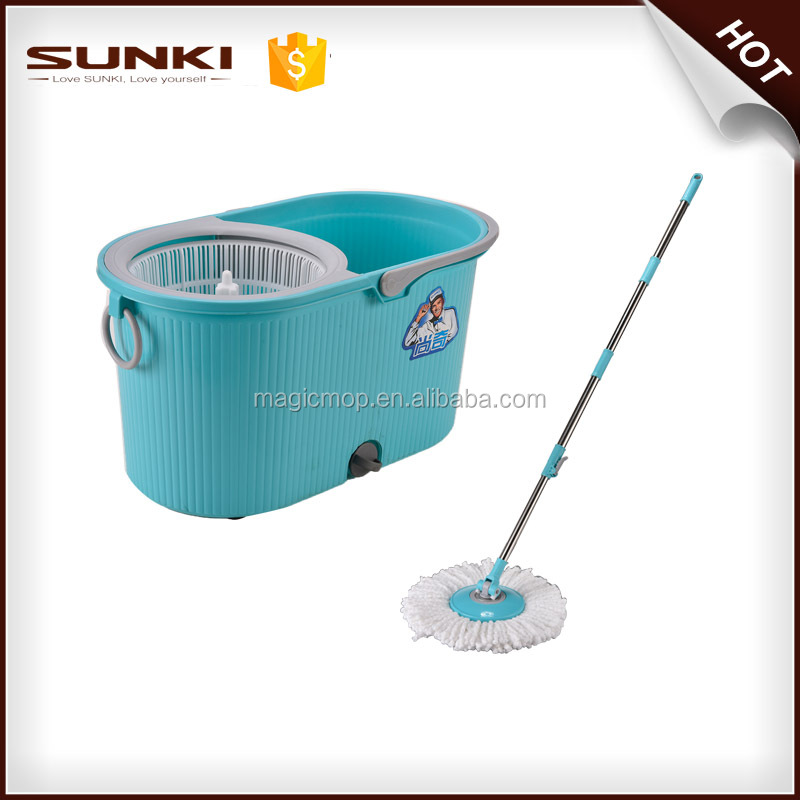 Super spin dry mop spin mop with sweeper telescopic handle household cleaning productJW- <strong>A07</strong>