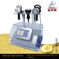 professional 5 in 1 lipo cavitation radio frequency rf fat burning machine