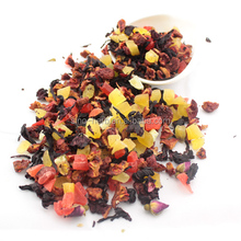 Great Scented Chinese Flavor Dried Fruit Tea Flower Fruit Mixed Tea Hot Selling Flower And Fruit Flavored Tea With Lemon