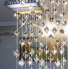 wholesales cheap crystal bead curtain for decoration