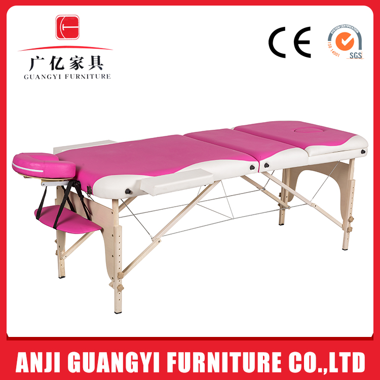 Better wooden massage table ,spa bed,facial bed