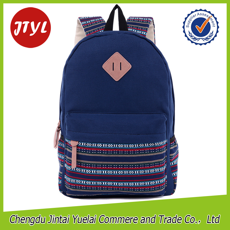 Canvas Fashion Large Backpacks for <strong>School</strong>