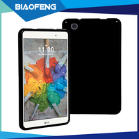 Wholesale cheap ultra thin soft tpu tablet bumper case for lg g pad x 8.0
