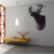 Unique Deer Home Wooden Decoration