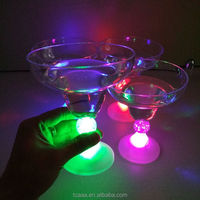 Wholesale promotion ROHS CE color changing led light-up glass