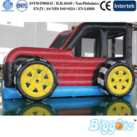 China Factory Monster Truck Inflatable Bounce House