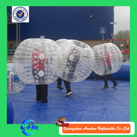 hand exercise inflatable bubble ball with good quality and best price