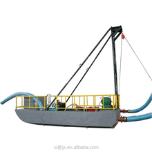 River big capacity sand dredger with competitive price