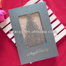 2013 printed handmade christmas cards/Christmas Greeting Card