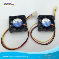 0.06A DC 12V 40mm mini fan 4 pins PWM speed control for motherboard